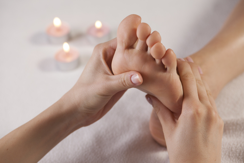 Vidéo auto-massage des pieds