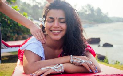 Shirotshampi : le massage indien de la tête